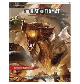 Dungeons & Dragons D&D ADVENTURE: THE RISE OF TIAMAT