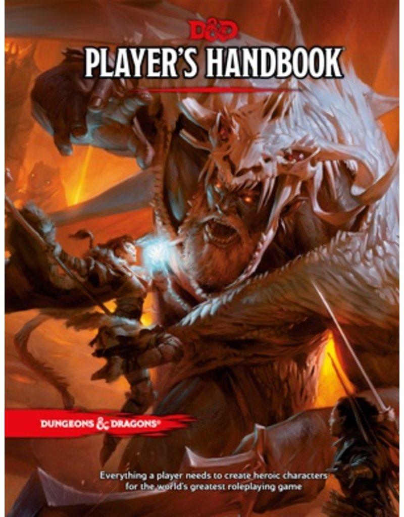 Dungeons & Dragons D&D 5TH EDITION PLAYER'S HANDBOOK