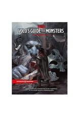 Dungeons & Dragons D&D 5TH Edition Volo's Guide to Monsters