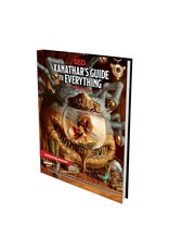 Dungeons & Dragons D&D 5TH Edition Xanathar's Guide To Everything