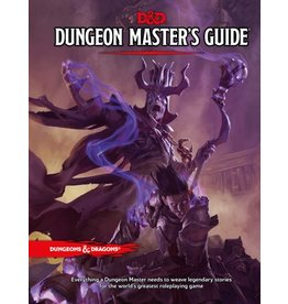 D&D 5TH Edition Dungeon Master's Guide