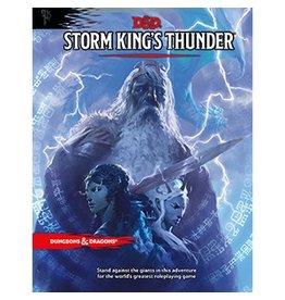 D&D Adventure: Storm King's Thunder