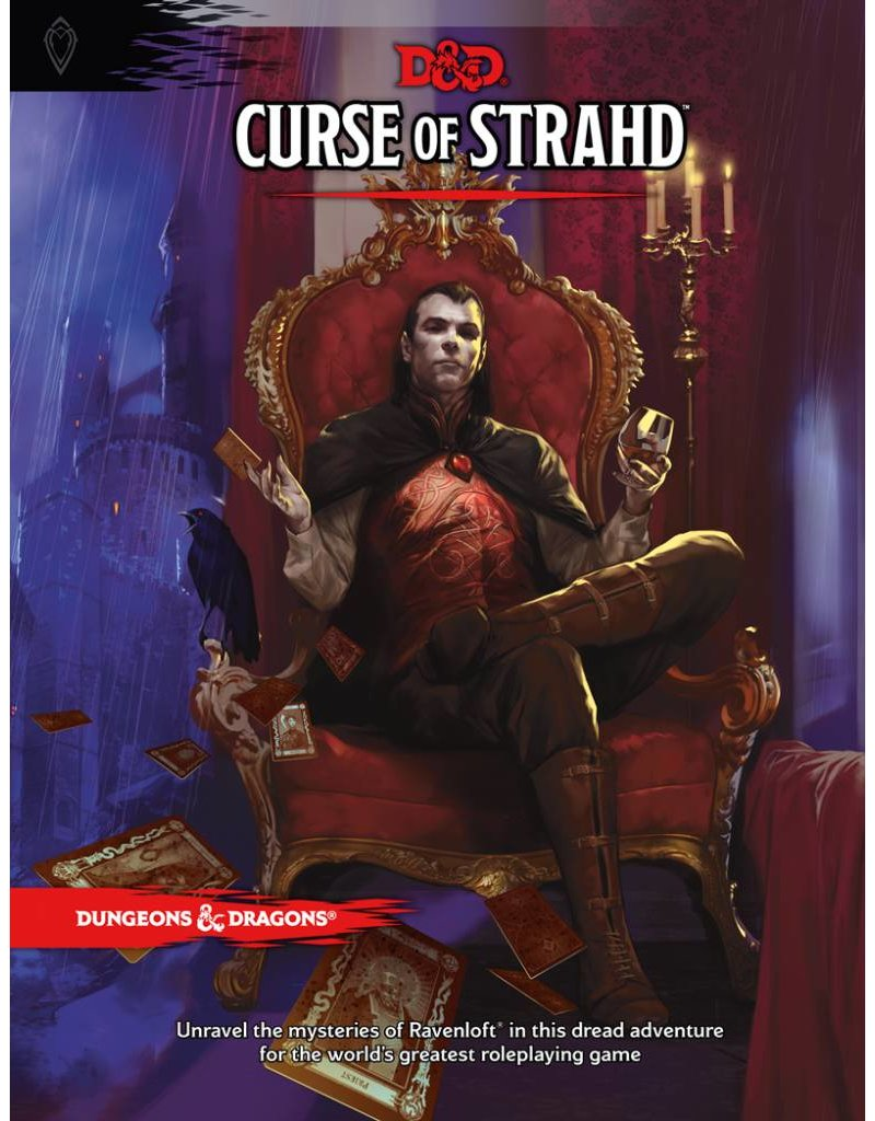 D&D Adventure: Curse of Strahd