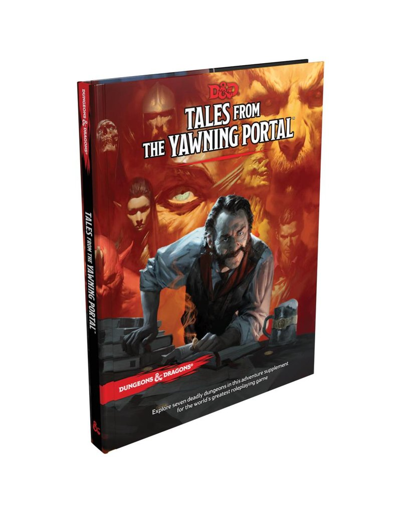 D&D Adventure: Tales from the Yawning Portal