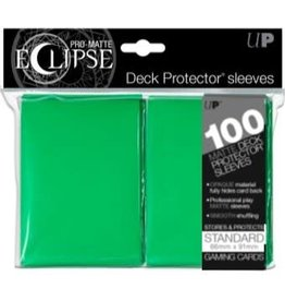 Ultra Pro Ultra Pro Eclipse Sleeve Lime Green 100ct