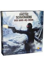 Arctic Scavengers Base Game + HQ + Recon