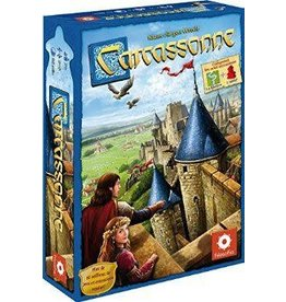 Carcassonne: Basic Game