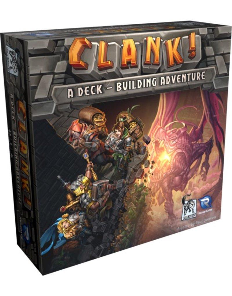CLANK! DECK BUILDING ADV