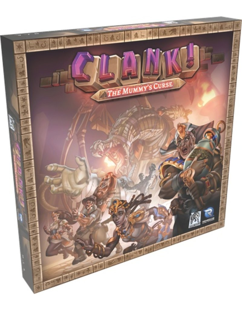 Clank! Expansion The Mummy's Curse