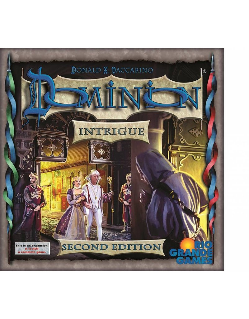 Dominion Dominion: 2nd Edition Intrigue Expansion