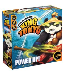 Iello KING OF TOKYO 2017 EXPANSION POWER UP