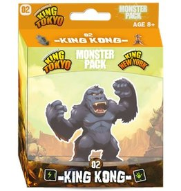 Iello King of Tokyo Monster Pack 2: King Kong