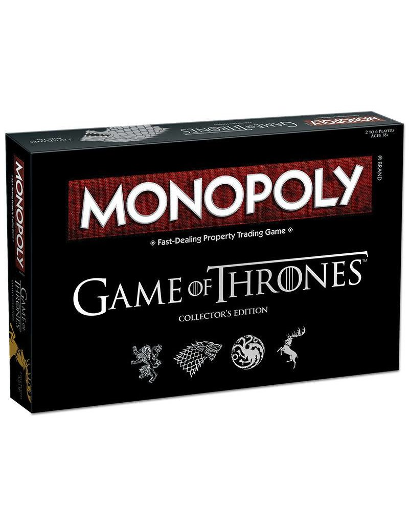 Monopoly: Game of Thrones Collectors Edition