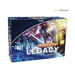 Pandemic: Legacy Season 1 - Blue