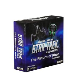 Wizk!ds Star Trek Frontiers: The Return of Khan Expansion