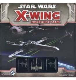 Star Wars X-Wing Miniatures Game: Core Set