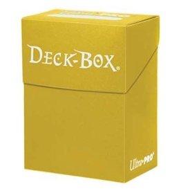 Ultra Pro Ultra Pro Deck Box Yellow