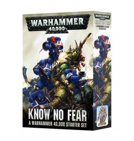Warhammer 40K Warhammer 40k: Know No Fear Starter Set
