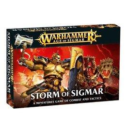Warhammer 40K Warhammer Age of Sigmar: Storm of Sigmar