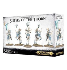 Warhammer Warhammer Age of Sigmar: Wanderers Sisters of the Thorn