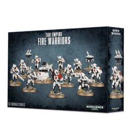 Warhammer 40K Warhammer 40k: Tau Empire Fire Warriors