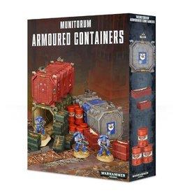 Warhammer 40K Warhammer 40K: Munitorum Armoured Containers