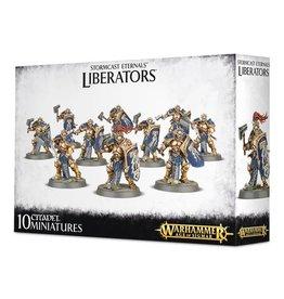 Warhammer Warhammer Age of Sigmar: Stormcast Eternals Liberators