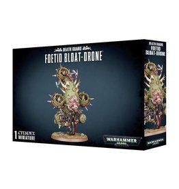 Warhammer 40K Warhammer 40k: Death Guard Foetid Bloat-Drone