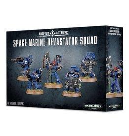 Warhammer 40K Warhammer 40k: Space Marine Devastator Squad