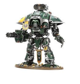 Games Workshop Warhammer 40k: Imperial Knight Warden