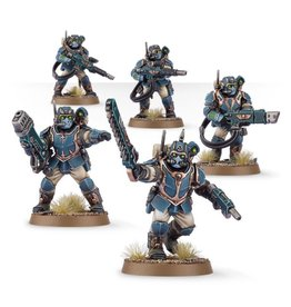 Games Workshop Warhammer 40k: Militarum Tempestus Scions