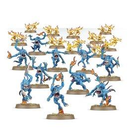 Warhammer Warhammer Age of Sigmar: Dameons of Tzeentch Blue Horrors