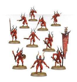Warhammer Warhammer Age of Sigmar: Daemons of Khorne Bloodletters