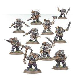 Warhammer Warhammer Age of Sigmar: Kharadron Overlords Arkanaut Company