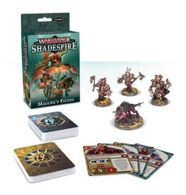 Games Workshop Warhammer Underworlds Shadespire: Magore's Fiends
