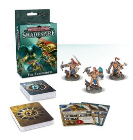 Games Workshop Warhammer Underworlds Shadespire: The Farstriders