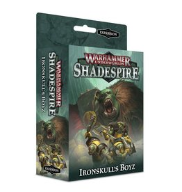 Games Workshop Warhammer Underworlds: Shadespire - Ironskull's Boyz