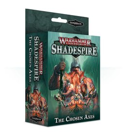 Games Workshop Warhammer Underworlds: Shadespire - The Chosen Axes