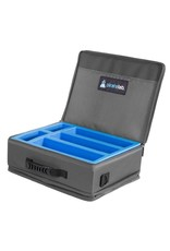 Pilatelab Charcoal Large Case (Empty Case - No Foam)