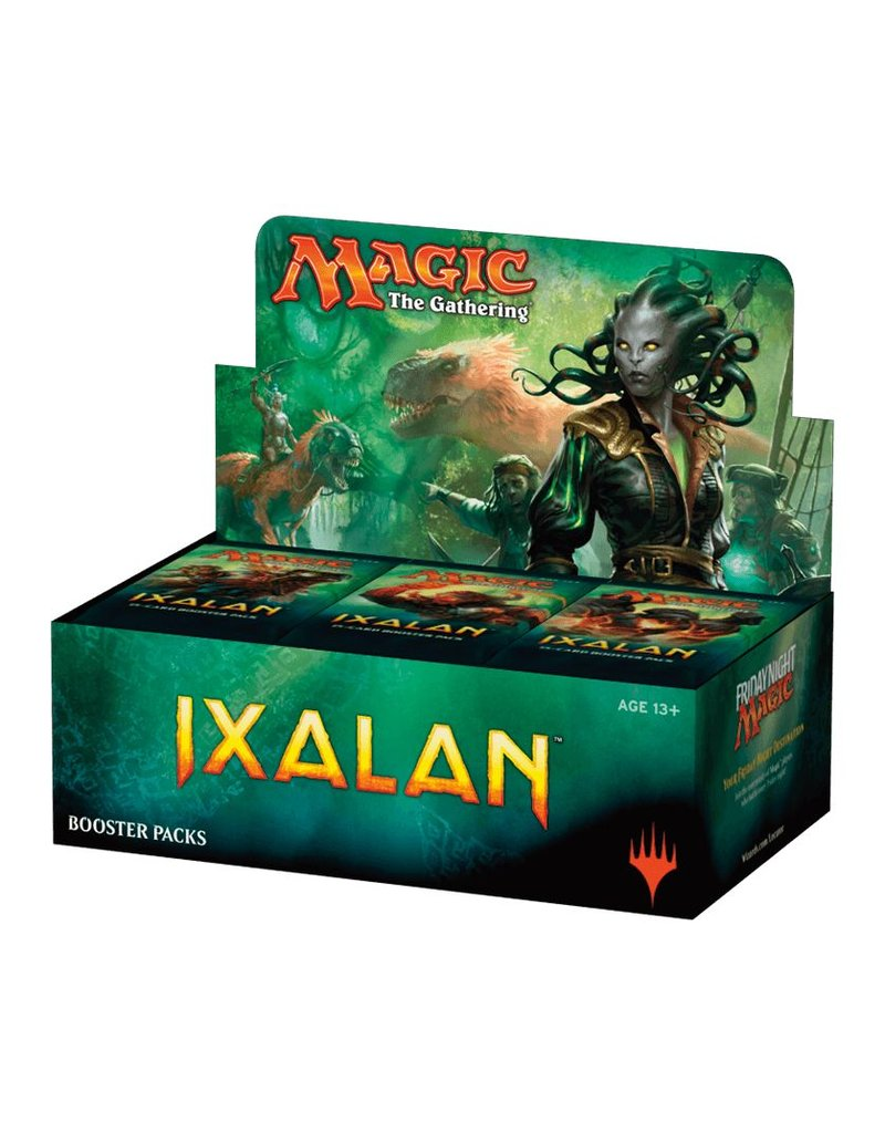 MTG Ixalan Booster Box