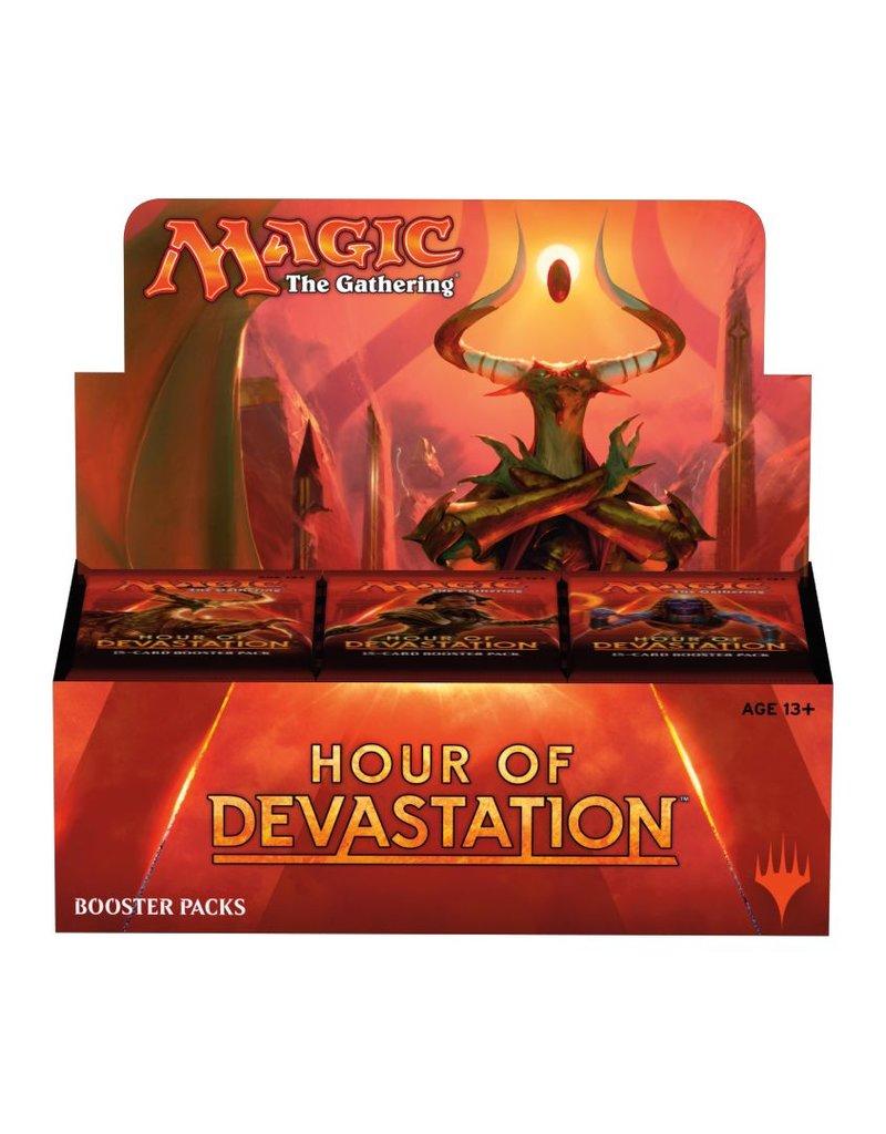Magic the Gathering MTG Hour of Devastation Booster Box