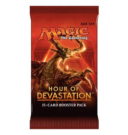 Magic the Gathering MTG Hour of Devastation Booster Pack