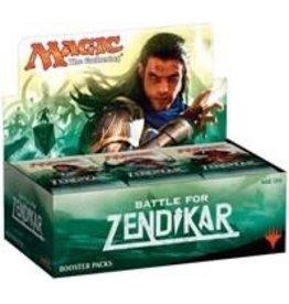 MTG Battle for Zendikar Booster Box