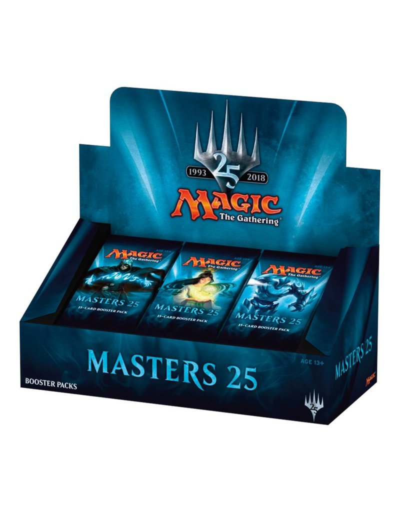 Magic the Gathering MTG: Masters 25 Booster Box