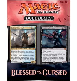 MTG Duel Decks: Blessed Vs. Cursed