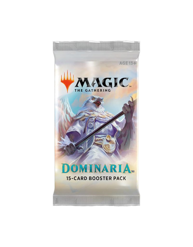 Magic the Gathering MTG Dominaria Booster Pack