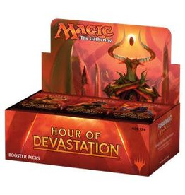 Magic the Gathering MTG Hour of Devastation Korean Booster Box