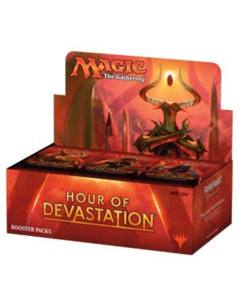 Magic the Gathering MTG Hour of Devastation Korean Booster Box