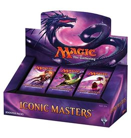 Magic the Gathering MTG: Iconic Masters Booster Box
