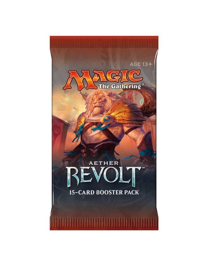 MTG Aether Revolt Booster Pack